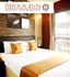 Deluxe Double Romm with private Balcony Rikka Inn Bangkok