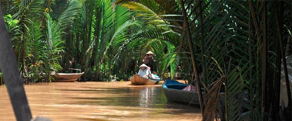 Abseits der Touristenpfade das Mekongdelta in Vietnam erleben