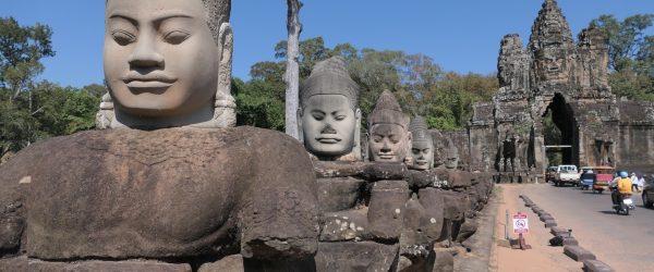 Angkor Wat, Tempel, Kambodscha